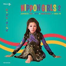 Various Artists - Nippon Girls 2: Japanese Pop 1966-70 / Various [New Vinyl] UK