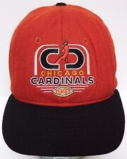 7 1/8 Old Vintage 1990s CHICAGO CARDINALS 1947 NFL FOOTBALL ADVERTISING HAT CAP