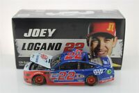 JOEY LOGANO #22 2019 AAA 1/24 SCALE IN STOCK NEW FREE SHIPPING