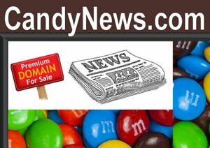 Candy News .com Webstore On Keyword domain sell products Shopping Cart Online