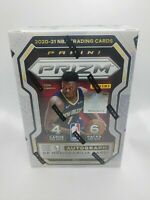 2020-21 Panini PRIZM NBA Basketball BLASTER BOX New Factory Sealed in hand