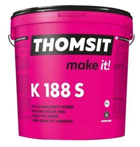 Thomsit PCI K 188 S PVC-Schnellkraftkleber für Vinylboden 14kg