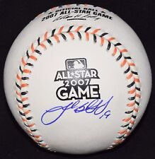 JOSH BECKETT AUTOGRAPHED SIGNED 2007 ALL STAR BASEBALL RED SOX DODGERS MARLINS