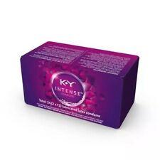 K-Y Intense Pleasure Lubricated Latex Condoms 24ct