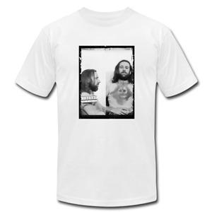 Mugshot Hero George Carlin Unisex T-Shirt