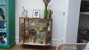 Vintage 1950's Cocktail Cabinet