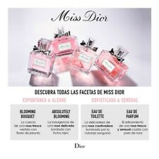 MISS DIOR Eau de Toilette / Blooming Bouquet 50ml BRAND NEW IN SEALED BOX