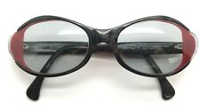 Vintage Rare Alain Mikli 3321 Col 2280 Marble Oval Eyeglasses Sunglasses Frames