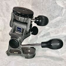GITZO Rational G1372M 3-Way Pan Tilt Tripod Head Magnesium With Quick Release