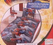 Marvel Spider-Man Sense Kids Boys 2 Piece Bed Set Duvet Cover Pillowcase Nwt