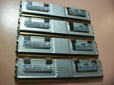 Samsung 16GB (4x4GB) PC2-5300F DDR2  FB-DIMM 2RX4 M395T5160QZ4-CE68
