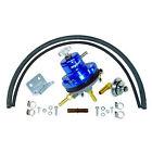 1x Sytec 1:1 MOTORSPORT Regulador de presión del combustible (vk-msv-vtec-b)