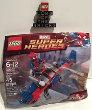 LEGO Marvel Spider-man Glider #30302, New Sealed Discontinued!