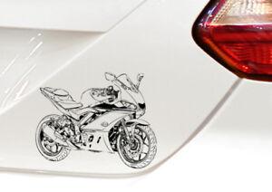 Auto Motorrad Aufkleber Sticker ähnlich YZF R3