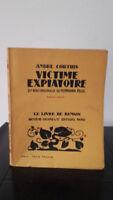 Andre Ver - Victim Expiatiore - 1926 - Edición Artheme Fayard