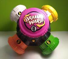 Vintage Brain Warp Tiger Electronic Handheld Game 1996 Talking Toy Retro Tested