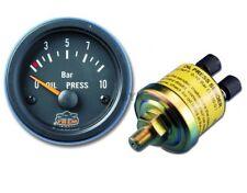 Öldruckanzeige Öldruckmesser Rundinstrument +Geber 7449