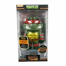 TMNT Hikari LE Sofubi Teenage Mutant Ninja Turtles Raphael Glitter Vinyl Figure+