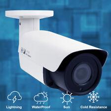 HD 2592x1920P 5MP PoE Security IP Camera w/ 2.8-12mm Varifocal Zoom Lens Onvif