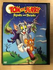 Tom and Jerry - Hijinks and Shrieks (DVD, 7 episodes) - F1020