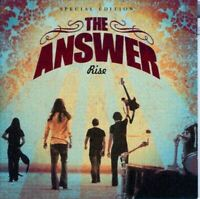 THE ANSWER rise (2X CD, album, special edition, 26 tracks) very good condition,