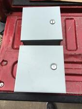 Hoffman Snap Lock Metal Enclosure Electric Junction Box ABN86