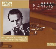 Byron Janis II: Great Pianists Of the 20th Century, Vol. 51, , New