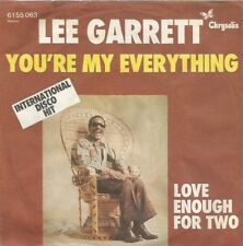 Lee Garrett - You're My Everything / Love Enough For Two (Vinyl-Single 1976) !!!