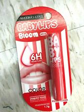 Maybelline Baby Lips Bloom SPF16 Peach BLOOM Color Changing Lip Balm 1.7 g