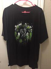 Oakland Raiders T Shirt XL Hulk