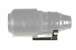 Fujifilm XF 100-400mm f/4.5-5.6 R LM Arca Foot 4 Kirk Acratech Benro Markins RRS
