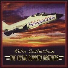 Flying Burrito Brothers Relix Collection CD NEW SEALED