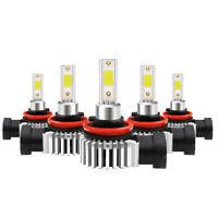 H4 H1 H3 H7 H7 H11 Mini coche LED conversion faros bombilla lámpara de niebla lu