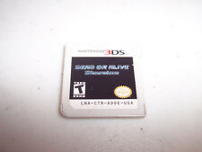 Dead or Alive Dimensions (Nintendo 3DS) XL 2DS Game