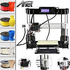 Anet A8 Acrylique Prusa I3 extrudeuse MK8 3D imprimante 3D printer 2018 dernière
