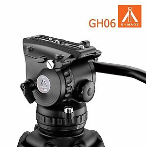 Eimage Fluid Head GH06 Head Bowl size 75mm