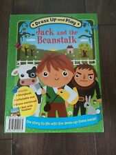 Jack And The Beanstalk Book + Custume