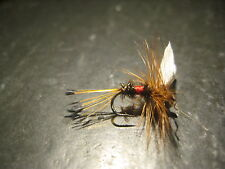 New listing 6 Size 18 Royal Coachman Premium Ligas Fly Fishing Flies