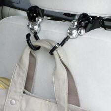 New DISNEY Mickey Mouse Seats handbag hook bag hanger holder Car Accessories