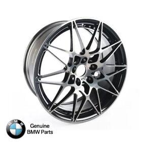 "BMW Genuine Light 20"" Inch 666M Front Rim For F80 M3, F82 M4 - 36108090192"