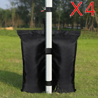 Sand Bags for Tent, 4 Pack Weight Bags for Canopy, Anchor Patio Outdoor Shelter