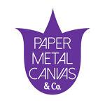 Paper Metal Canvas Custom Art Shop