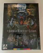 An American Werewolf In London (Out-Of-Print Arrow Release Blu-ray+Poster+Cards)