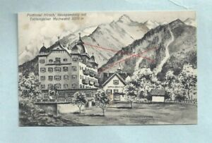 Nr-40305 PK  Neuspondinig  Spondigna Gasthaus Post Hotel Südtirol  Italien