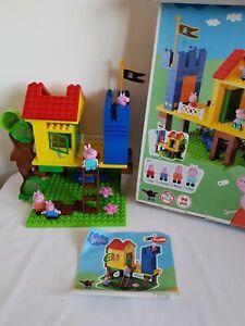 Peppa Pig Play Big Bloxx Tree House Construction Set
