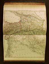 1854c,SPRUNER ATLAS.IL REGNO BIZANTINO.PARTE ORIENTALE.GRECIA.TURCHIA.TAV I.ETNA