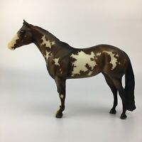 Breyer Overo Pinto Mare Lady Phase Long Tail  #1446 By Chris Hess Mold #40 USED