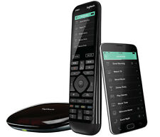 Logitech Harmony Elite Remote Control, Hub and App, works with Alexa