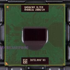 Intel Pentium M 755 SL7EM CPU Processor 400 MHz 2 GHz