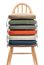 PRE-ORDER dispatch 30-working-days Seat Cushions (NEW) for Ercol Windsor Chairs